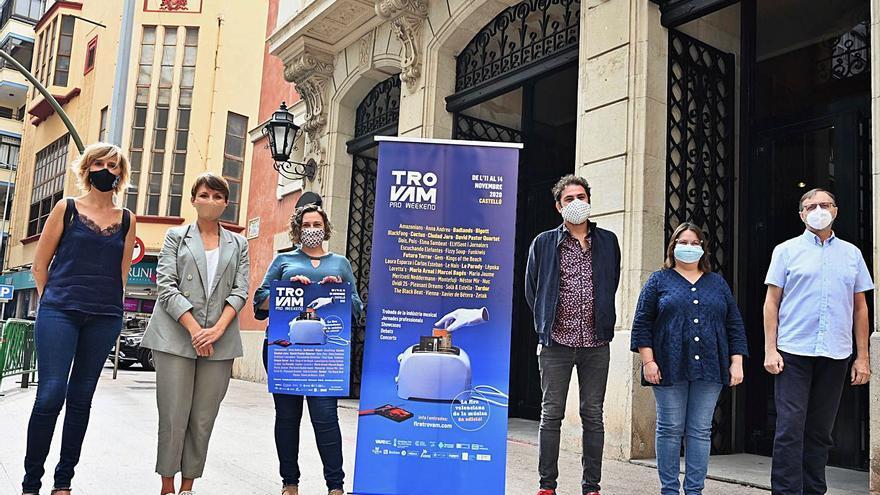 Cultura presenta la huitena edició  de la Fira Valenciana de la Música