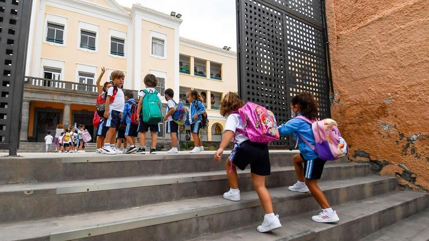 Comienza el cribado de centros de Infantil y Primaria en Las Palmas de Gran Canaria