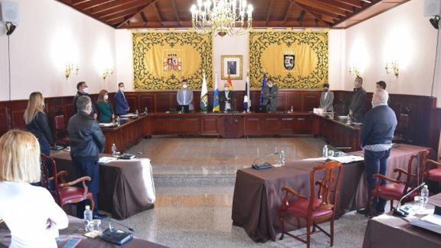 El Rosario aprueba un presupuesto de 16,5 millones, un 4,67% menos