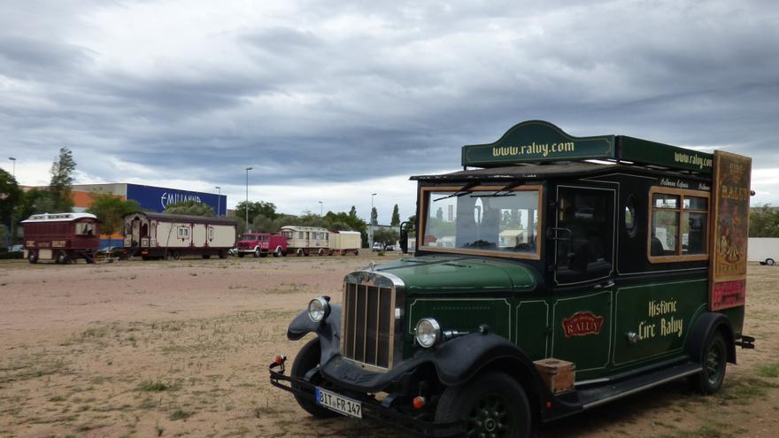 El mític Circ Raluy torna a Figueres amb «Vekante»