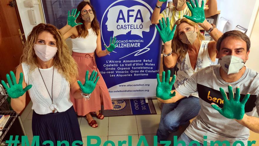 Las familias reivindican más diagnóstico precoz y más recursos contra el alzheimer en Castellón