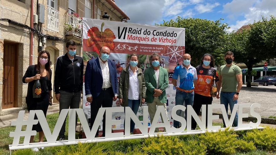 El Raid do Condado-Marqués de Vizhoja se celebrará del 25 al 27 de junio