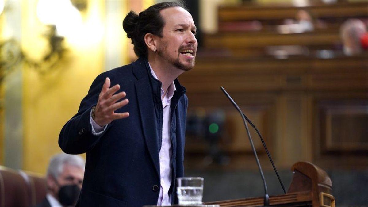 Iglesias dejará su escaño en el Congreso antes de que arranque la campaña en Madrid