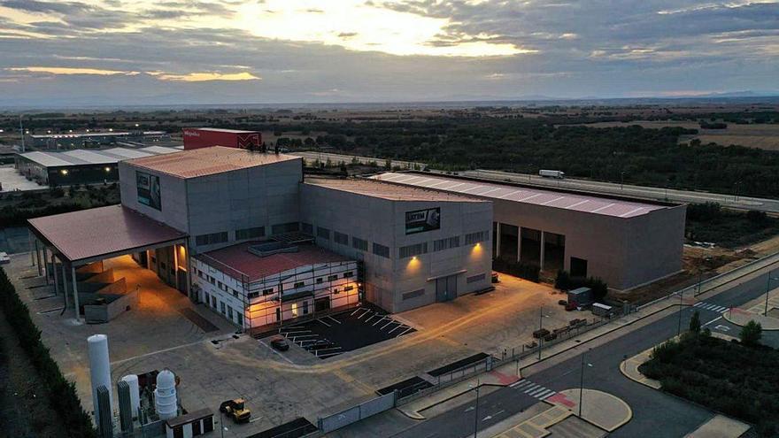 El proyecto de Asla en León, al que aspiró Mieres, suma ya más de cien empleos