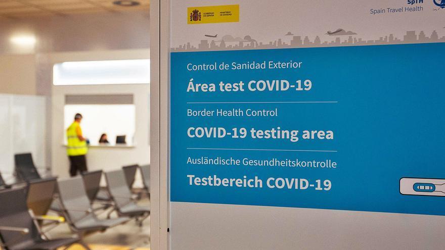 Los aeropuertos de Tenerife son seguros frente al Covid-19