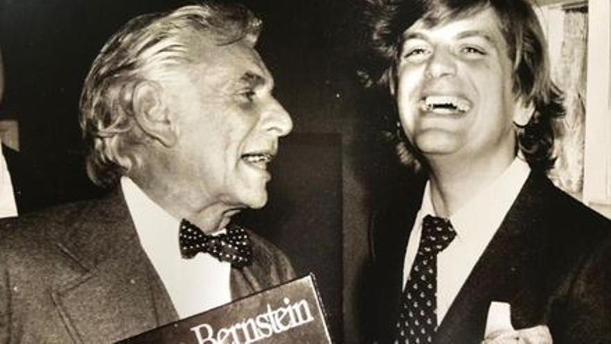 El documental 'Leonard Bernstein en Gran Canaria' se estrena en el Cicca
