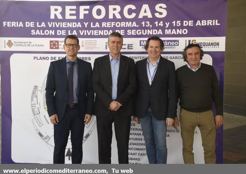 Reforcas, una cita con las reformas en Castellón