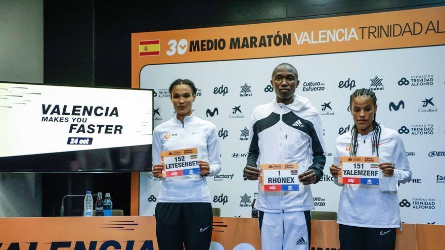 València tiene un poco más fácil recuperar el récord del mundo femenino