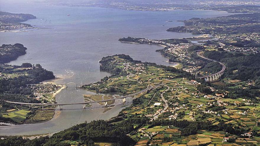 Las rías gallegas sufren 265 vertidos contaminantes, y las de Muros-Noia y Arousa, en la peor situación