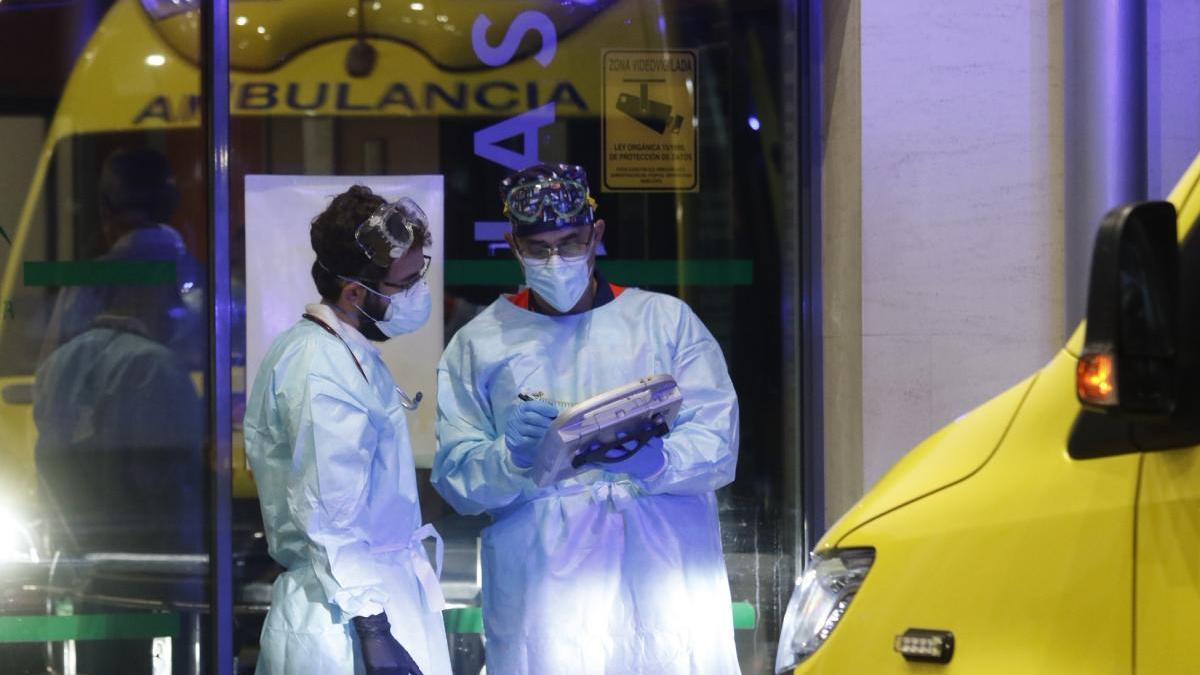 Los hospitales de Córdoba llegan al nivel más alto de ingresos por el coronavirus