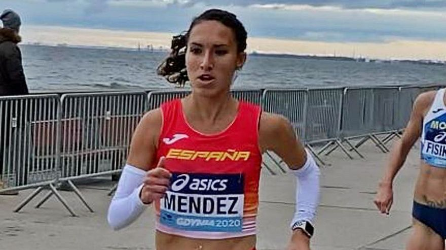 Méndez: «La experiencia fue increíble y estoy muy contenta con el resultado»