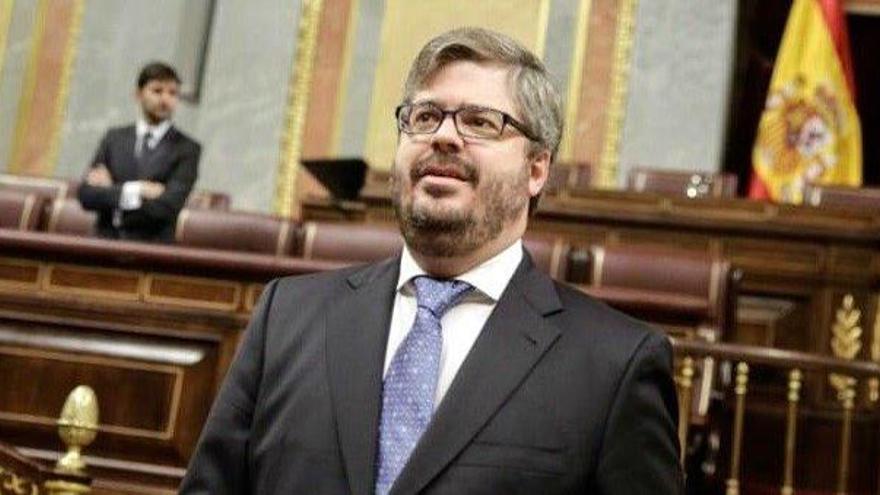 Hervías dimite como secretario de Organización de Cs tras la debacle electoral