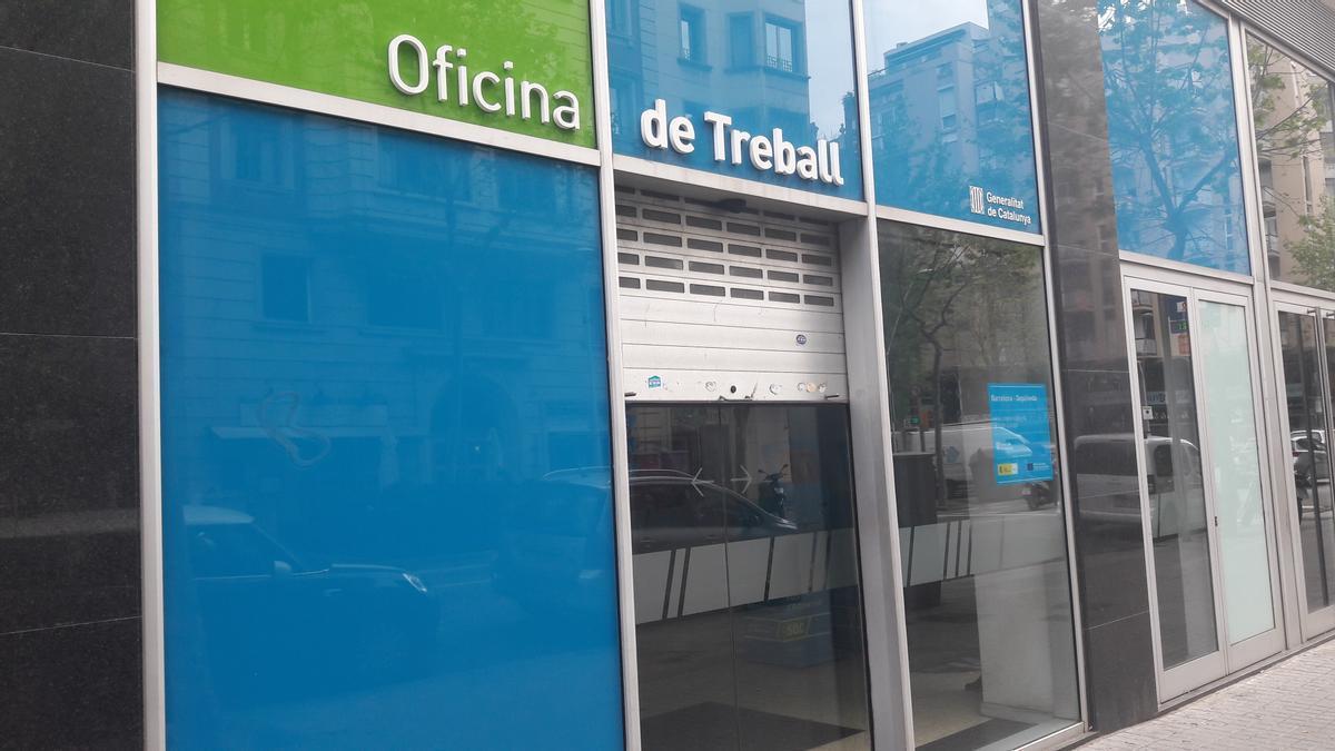 Oficina de Treball, Servei d'Ocupació de Catalunya.