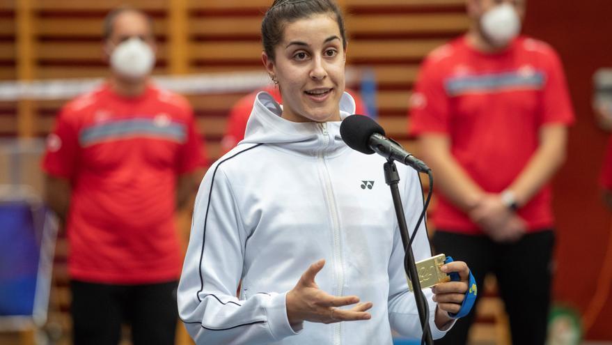 Carolina Marín se pierde los Juegos Olímpicos por su grave lesión de rodilla
