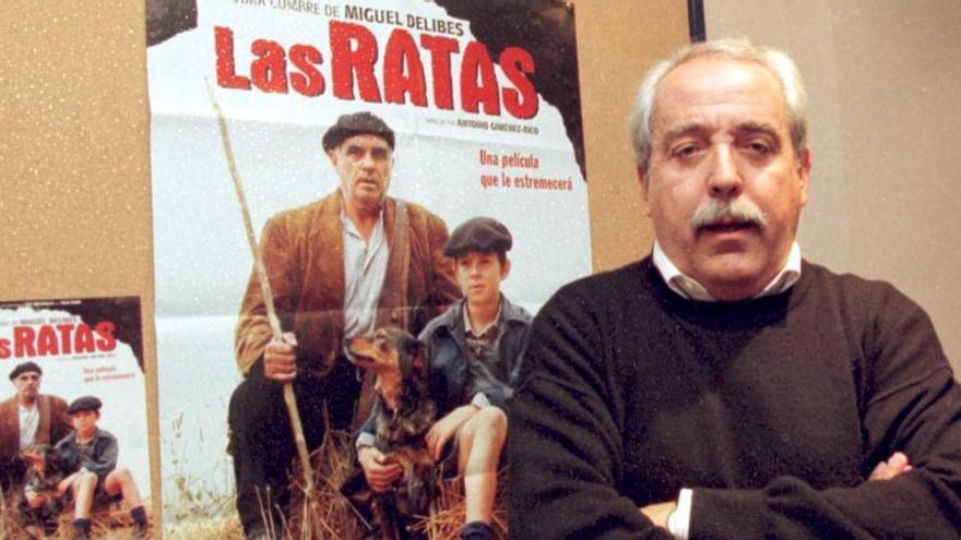 Muere el cineasta Antonio Giménez-Rico, expresidente de la Academia de Cine