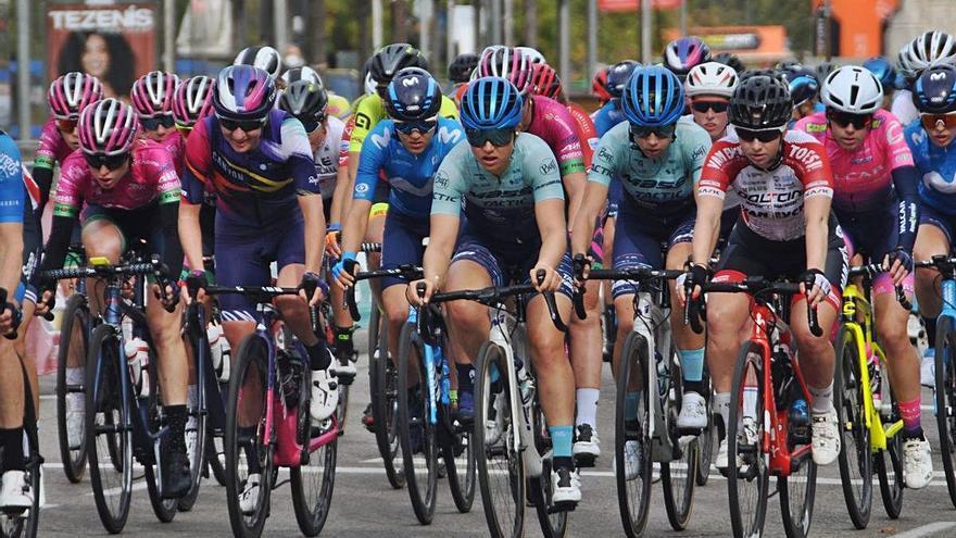 L'empordanesa Mireia Trias brilla en la Challenge by Vuelta