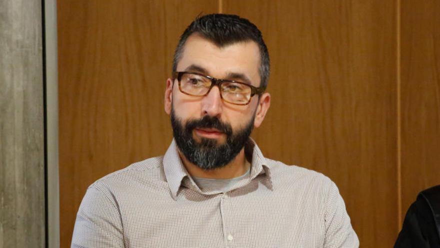 César Adrio, condenado a 30 años de prisión por el crimen de Ana Enjamio