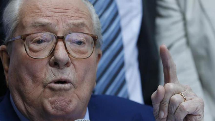 Jean-Marie Le Pen afirma que su hija perderá en las elecciones