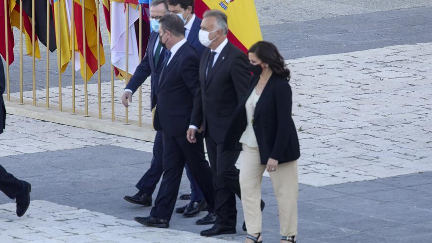 Torres espera hoy un nuevo récord de casos de covid en Canarias y anuncia el recurso al Supremo