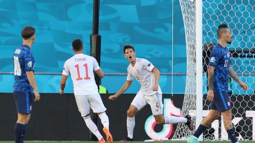 Pau ya es el tercer castellonense con más partidos con la selección española
