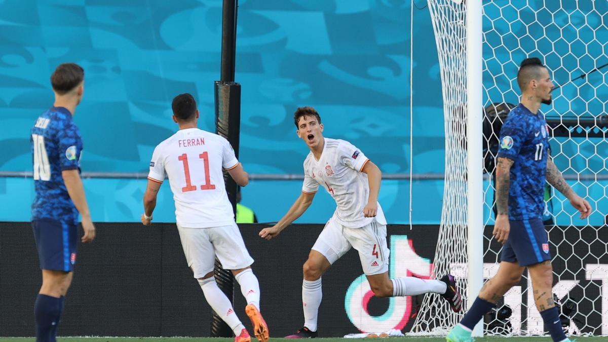 Pau ya es el tercer castellonense con más partidos con la selección española.