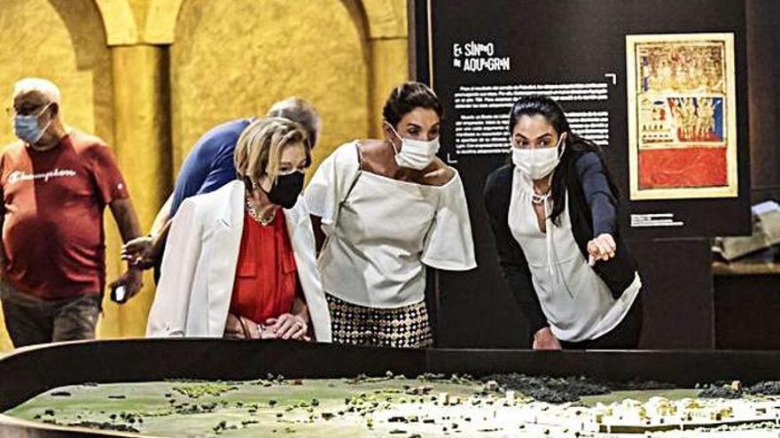 """Camino Primitivo. Oviedo"", la muestra homenaje a Alfonso II"