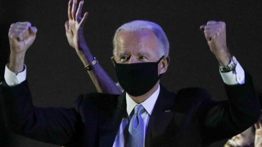 La decepcionante victoria de Biden