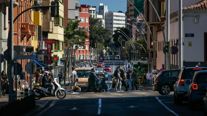 Canarias, sin toque de queda desde este lunes