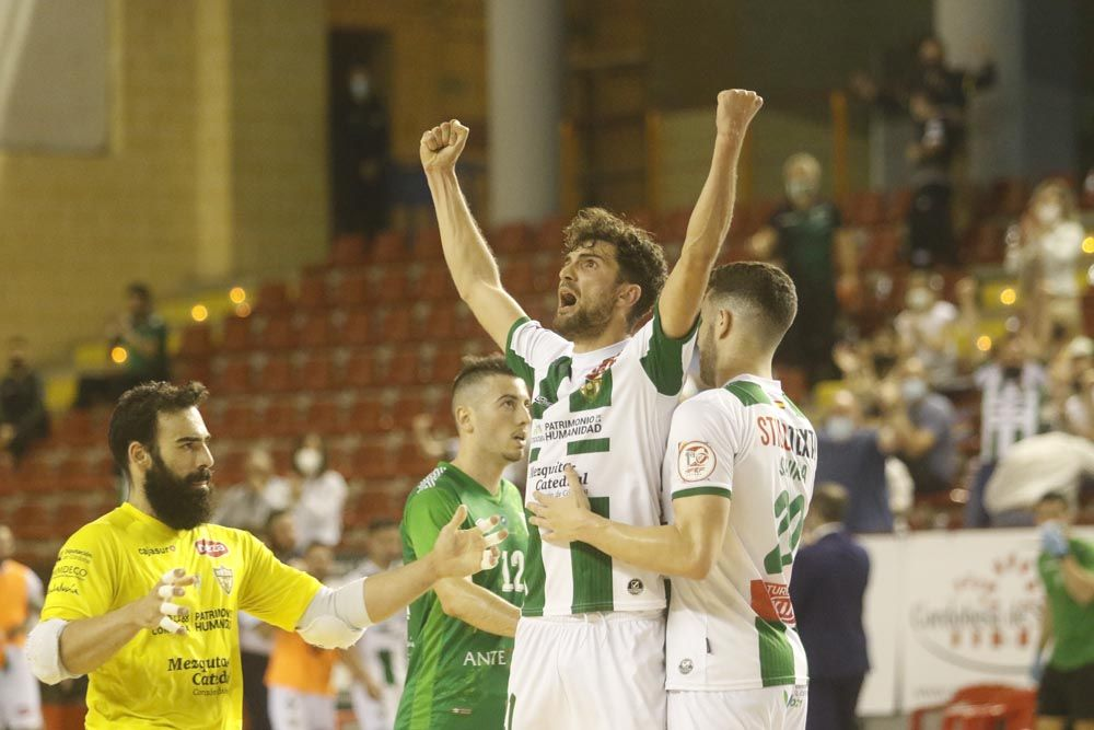 LNFS Córdoba Futsal UMA Antequera