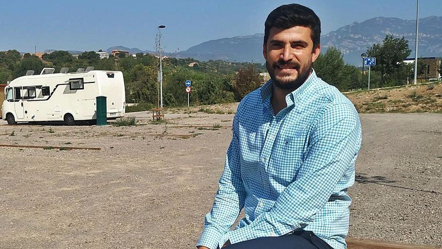 «Hem descentralitzat punts turístics com el Pedraforca»