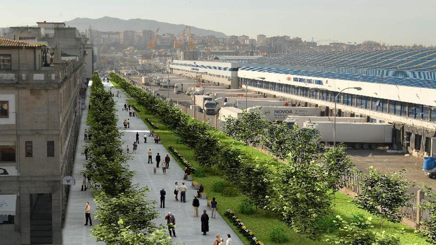 """Urbanismo califica el túnel de Beiramar de """"imprescindible"""" para la regeneración urbana"""