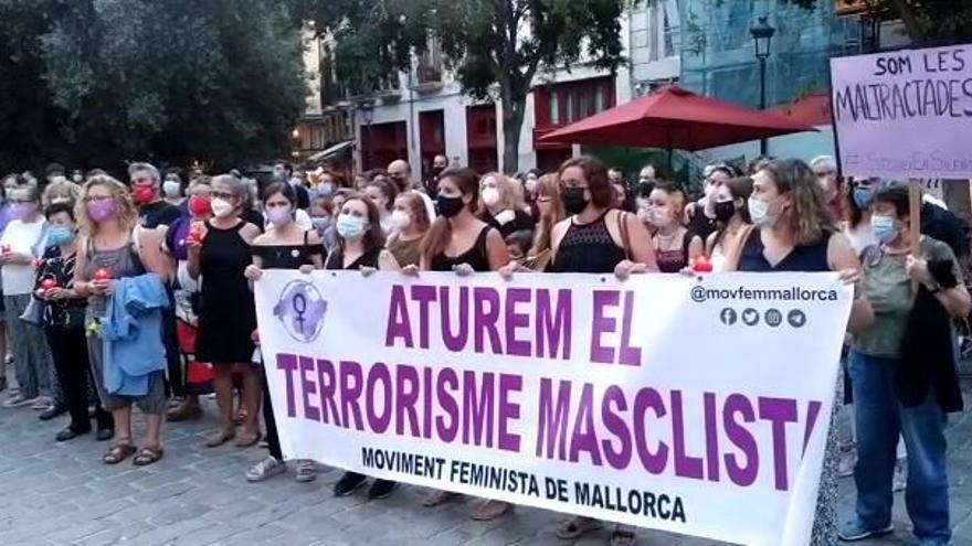 """Moviment Feminista de Mallorca exige """"tolerancia cero real"""" contra la violencia machista"""