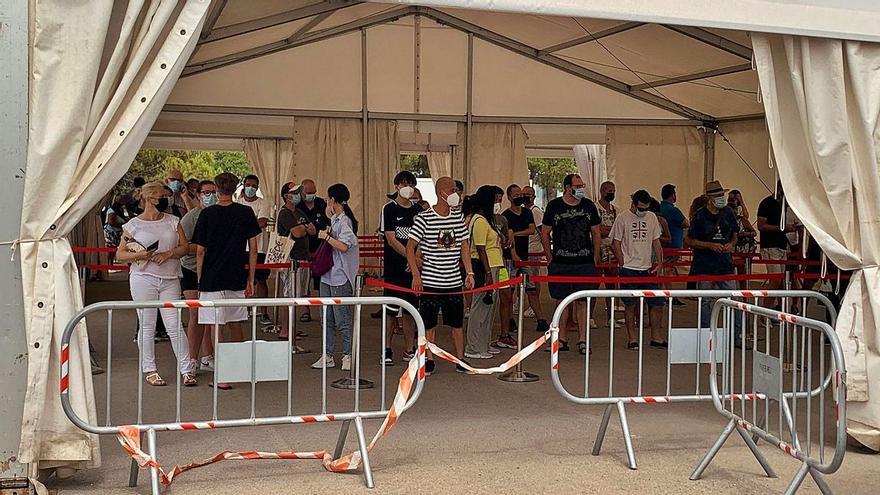 Bis Ende August gibt es noch Impfungen ohne Termin auf Mallorca