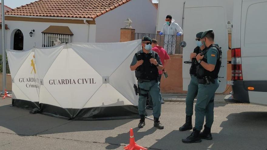 La tercera reconstrucción de la muerte de Manuela Chavero dura ocho horas