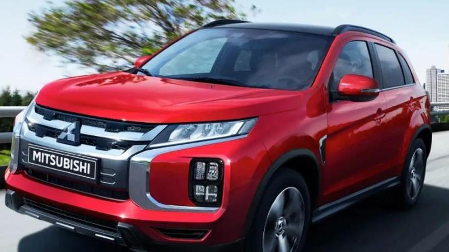 Mitsubishi lanza en España el nuevo ASX