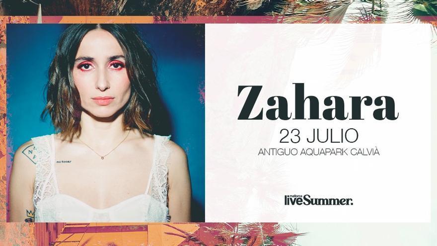 Mallorca Live Festival - Zahara
