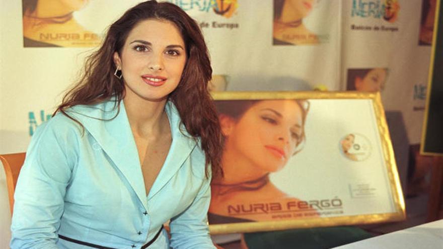 Nuria Fergó, de la música a la interpretación pasando por la moda