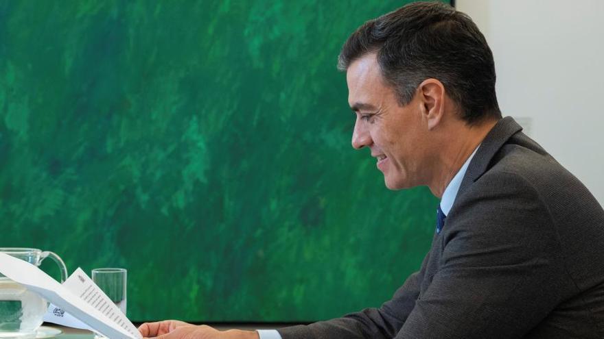 Sánchez anuncia una nueva Ley de FP para unificar la formación para el empleo