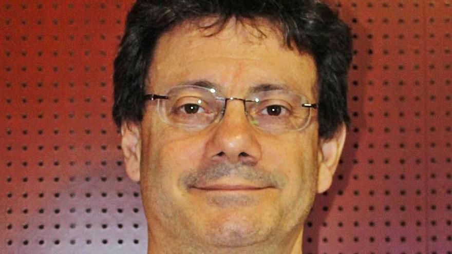El doctor Francisco Javier Puertas.   | // L.O.