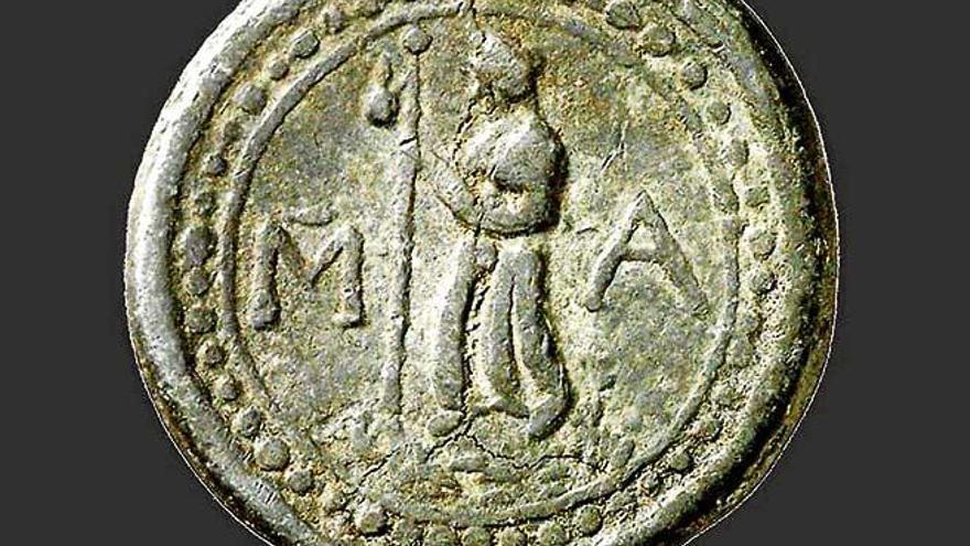 Las monedas parroquiales