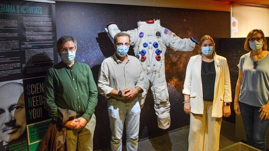 Science Needs You! torna a Figueres el 25 de setembre per divulgar l'exploració de l'espai