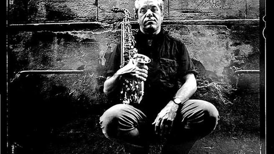 Vicenç Borràs: Un saxofón incombustible