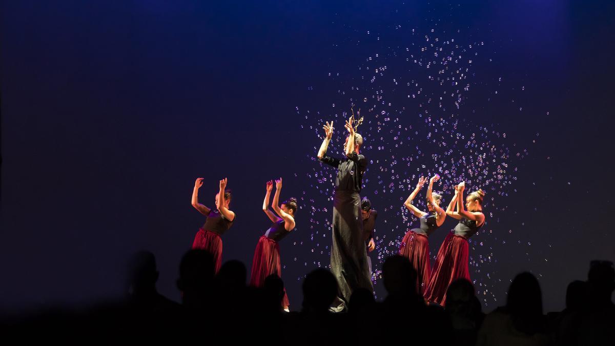 La danza envuelve la jornada de sábado en el Auditorio de Tenerife.