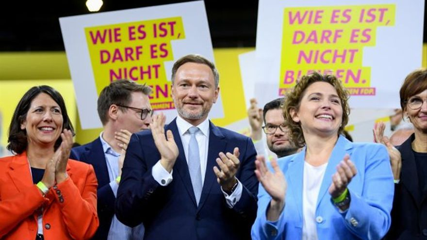 Los liberales del FDP tienen la llave de las coaliciones en Alemania