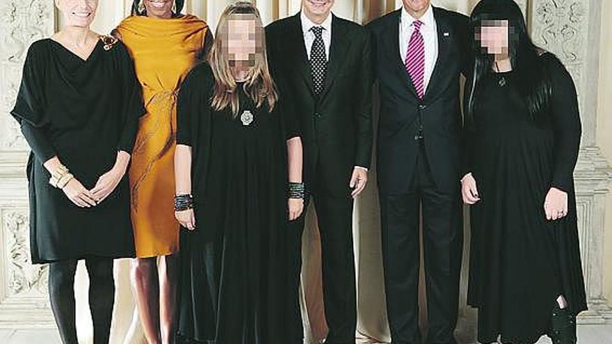 Las Hijas De Zapatero Robadas En La Red La Nueva España