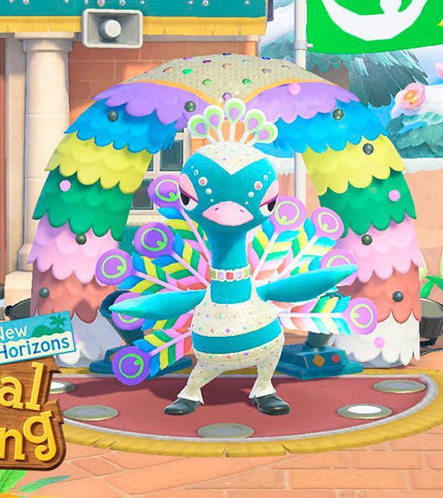 Anticípate al Carnaval con la nueva actualización gratuita de 'Animal Crossing: New Horizons'