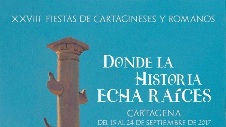 2017, Cartagena en el tiempo