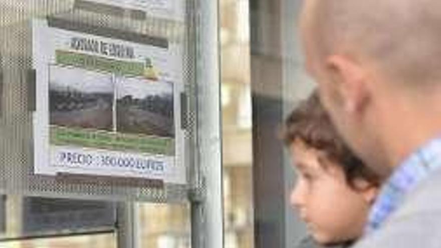 Leve repunte de la venta de casas de fin de semana y fincas en el inicio de año en Avilés