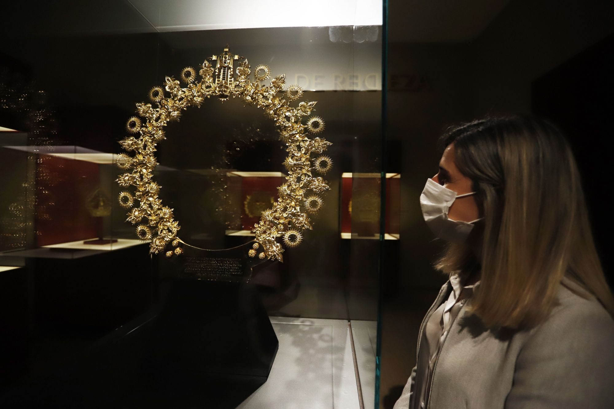 Exposición 'Cien años de esplendor' en el Palacio Episcopal