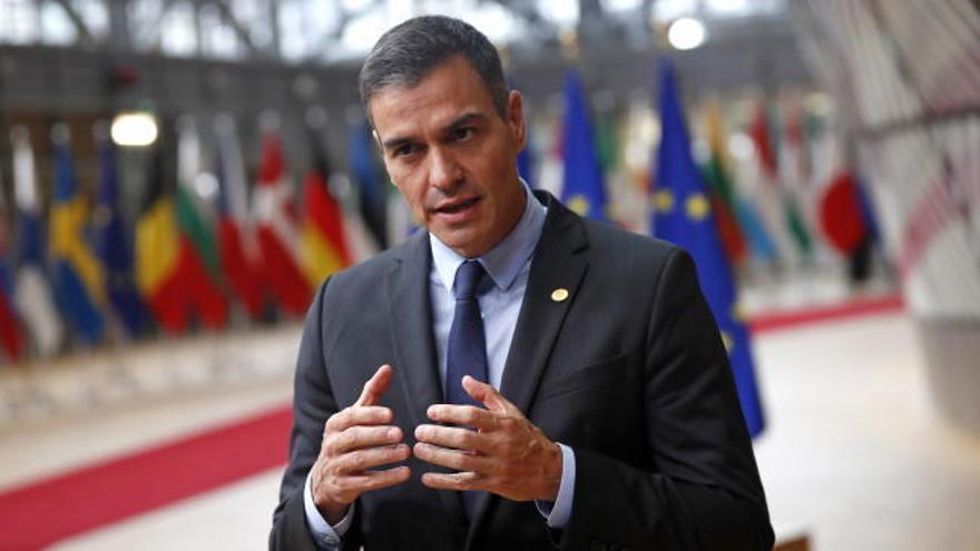 Sánchez urge a ejecutar el fondo de la UE y pide autosuficiencia industrial